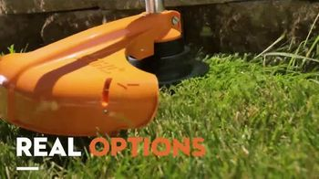 STIHL TV Spot, 'This Season: Chain Saw and Battery Blower' - Thumbnail 4