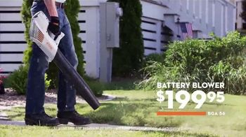 STIHL TV Spot, 'This Season: Chain Saw and Battery Blower' - Thumbnail 8