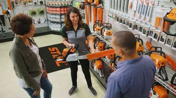 STIHL TV Spot, 'This Season: Chain Saw and Battery Blower' - Thumbnail 9
