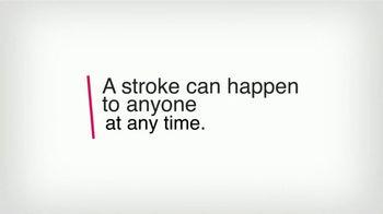 American Heart Association TV Spot, 'Signs of a Stroke'