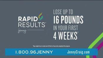 Jenny Craig Rapid Results TV Spot, 'Brittany and Shiella: $20' - Thumbnail 4