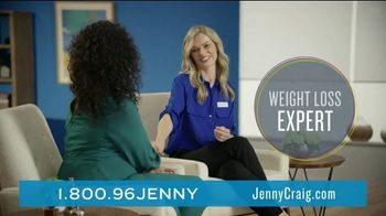 Jenny Craig Rapid Results TV Spot, 'Brittany and Shiella: $20' - Thumbnail 6
