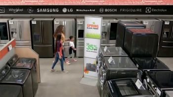 The Home Depot Spring Black Friday TV Spot, 'Samsung Laundry Pair' - Thumbnail 4