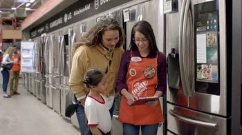 The Home Depot Spring Black Friday TV Spot, 'Samsung Laundry Pair'