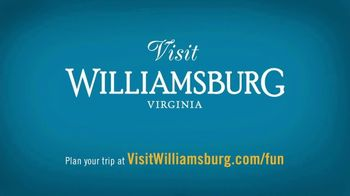 Visit Williamsburg TV Spot, 'Family Adventure' - Thumbnail 8