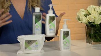 Olay Sensitive Cleansing Collection TV Spot, 'Changing Seasons' Featuring Carmindy - Thumbnail 7