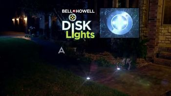 Bell + Howell Disk Light Stone TV Spot, 'Stylish Design' - Thumbnail 1