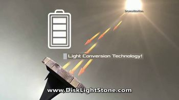Bell + Howell Disk Light Stone TV Spot, 'Stylish Design' - Thumbnail 4