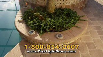 Disk Light Stone TV Spot, 'Stylish Design'