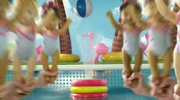 BABY born Mommy, Look I Can Swim! TV Spot, 'Disney Channel: Good Times' - Thumbnail 1