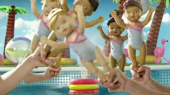 BABY born Mommy, Look I Can Swim! TV Spot, 'Disney Channel: Good Times' - Thumbnail 2