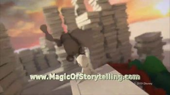 First Book TV Spot, 'Disney Channel: Be Inspired' - Thumbnail 6