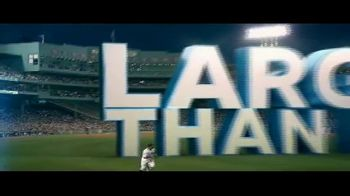 DIRECTV MLB Extra Innings TV Spot, 'Larger Than Life Moments' - Thumbnail 5