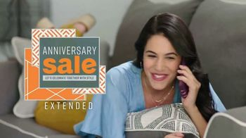 Ashley HomeStore Anniversary Sale TV Spot, 'Final Week: Extended' - Thumbnail 2