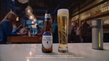 Michelob ULTRA TV Spot, 'Artificial Devices: Mistaken Call' - Thumbnail 8
