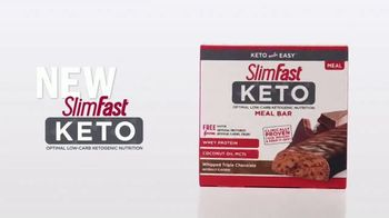 SlimFast Keto TV Spot, 'Energize Your Weight Loss' - Thumbnail 7