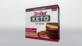 SlimFast Keto TV Spot, 'Energize Your Weight Loss' - Thumbnail 8