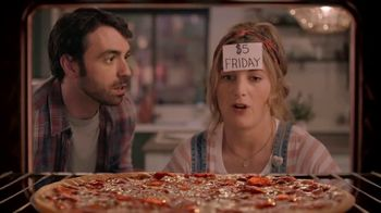 Papa Murphy's Pizza $5 Fridays TV Spot, 'Game Night' - Thumbnail 3