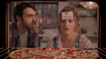 Papa Murphy's Pizza $5 Fridays TV Spot, 'Game Night' - Thumbnail 4