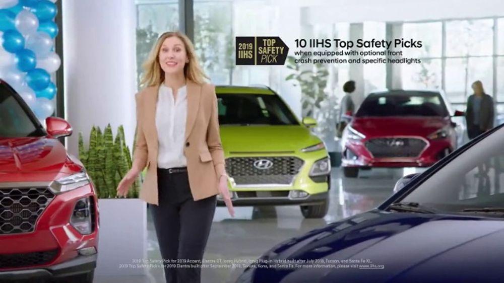 2016 Hyundai Elantra Value Edition >> Hyundai Spring Fever Sales Event TV Commercial, 'Big ...