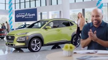 Hyundai Spring Fever Sales Event TV Spot, 'Big Saving Symptoms' [T2] - Thumbnail 2