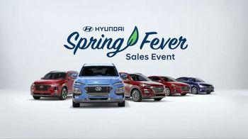 Hyundai Spring Fever Sales Event TV Spot, 'Big Saving Symptoms' [T2] - Thumbnail 5