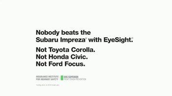 Subaru Impreza TV Spot, 'Rewind' [T2] - Thumbnail 5