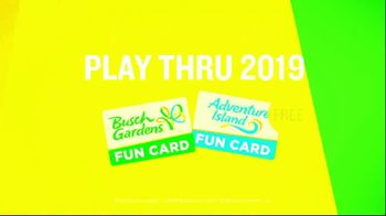 Busch Gardens TV Spot, 'Celebrate 60 Years: Adventure Island Card' - Thumbnail 10