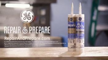General Electric Silicone Sealants TV Spot, 'Severe Weather' - Thumbnail 5