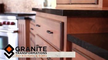 Granite Transformations TV Spot, 'No Mess, No Stress' - Thumbnail 2