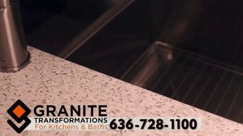 Granite Transformations TV Spot, 'No Mess, No Stress' - Thumbnail 3