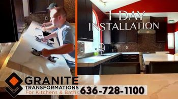 Granite Transformations TV Spot, 'No Mess, No Stress' - Thumbnail 5