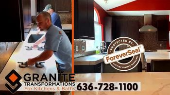 Granite Transformations TV Spot, 'No Mess, No Stress' - Thumbnail 6
