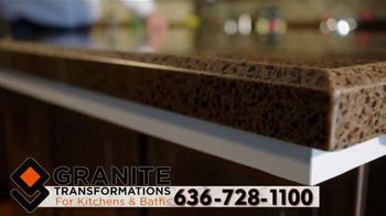 Granite Transformations TV Spot, 'No Mess, No Stress' - Thumbnail 7