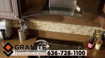Granite Transformations TV Spot, 'No Mess, No Stress' - Thumbnail 8