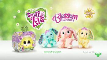 Scruff-a-Luvs Blossom Bunnies TV Spot, 'Love Them All' - Thumbnail 9