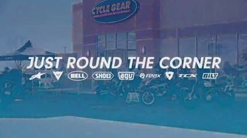 Cycle Gear TV Spot, 'Just Round the Corner' Featuring Kyle Wyman, Jared Mees - Thumbnail 10