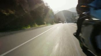 Cycle Gear TV Spot, 'Just Round the Corner' Featuring Kyle Wyman, Jared Mees - Thumbnail 2