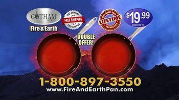 Gotham Steel Fire & Earth Pan TV Spot, 'Flame Proof' Featuring Daniel Green - Thumbnail 10