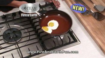 Gotham Steel Fire & Earth Pan TV Spot, 'Flame Proof' Featuring Daniel Green - Thumbnail 2