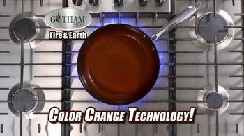 Gotham Steel Fire & Earth Pan TV Spot, 'Flame Proof' Featuring Daniel Green - Thumbnail 6
