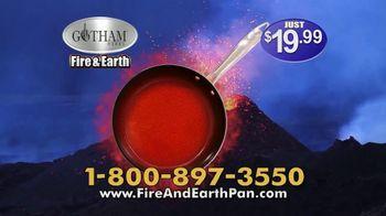 Gotham Steel Fire & Earth Pan TV Spot, 'Flame Proof' Featuring Daniel Green - Thumbnail 9