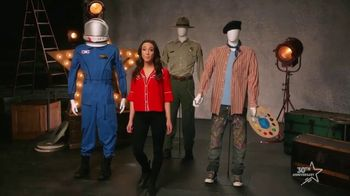 The More You Know TV Spot, 'PSA on STEM Heroes' Featuring Stella Maeve - 12 commercial airings