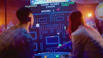 Dave and Buster's TV Spot, 'Half Price Games Wednesday: Hump Day Is Play Day'