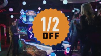 Dave and Buster's TV Spot, 'Half Price Games Wednesday: Hump Day Is Play Day' - Thumbnail 7