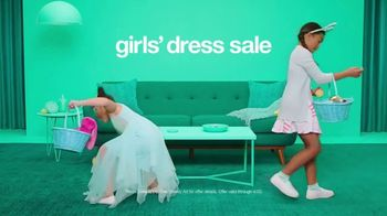 Target TV Spot, '2019 Easter Dresses' Song by Mama Haze - Thumbnail 3