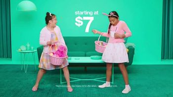 Target TV Spot, '2019 Easter Dresses' Song by Mama Haze - Thumbnail 5
