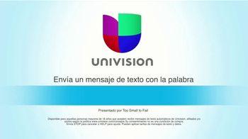 Univision TV Spot, 'Pequeños y valiosos: consejos' con Satcha Pretto [Spanish] - Thumbnail 6