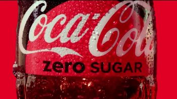 Coca-Cola Zero Sugar TV Spot, 'Deliciously Delicious'