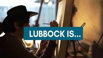 Visit Lubbock TV Spot, 'Lubbock Is'